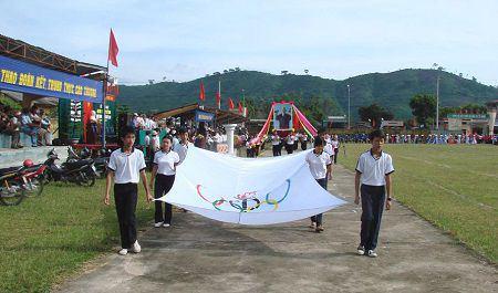 cờ đại hội thể dục thể thao