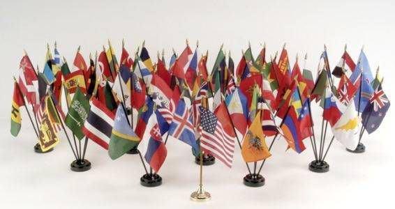 cờ để bàn 4