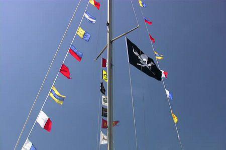 cờ hiệu hàng hải