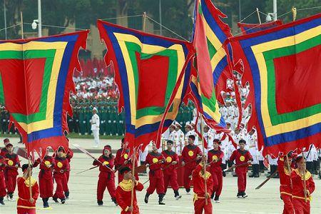 cờ lễ hội