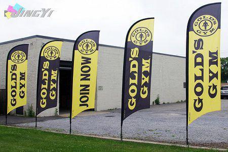 cờ quảng cáo